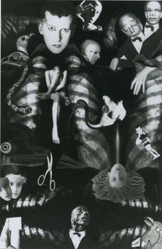 disavowals, claude cahun, 1930