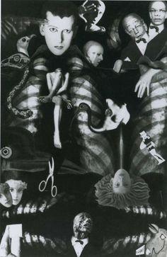 disavowals, claude cahun, 1930