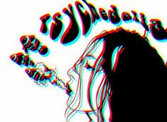 Psychedelia #trippy #art #weird