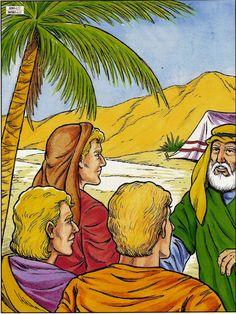 Рассказы AT - (страница 25) - Levangelisation (раздел Дети)