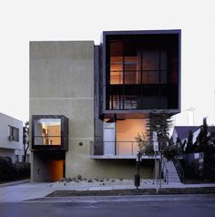 Orange Grove Building by Brooks Scarpa Studio