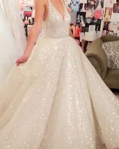 """7,780 Likes, 198 Comments - Lazaro (@lazarobridal) on Instagram: """"After watching this, do you believe in fairy tales? #wedo #cinderella #dress #style3662…"""""""