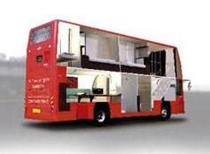 Double decker bus living Source by andreafmj School Bus Camper, School Bus House, School Buses, Bus Living, Motor Casa, Bus Motorhome, Tyni House, Truck House, Converted Bus