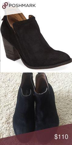 f90980806 Jeffrey Campbell black Burman Suede ankle boots New without box Jeffrey  Campbell Shoes Ankle Boots   Booties