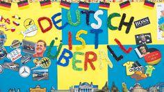 Die Welt spricht Deutsch.