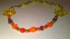 And Orange Anklet Jewelry Creations Of Heather Bennett Pin