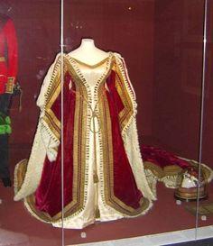 Queen Victoria's Parliamentary Robe