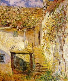 "Claude MONET ""L'Escalier"" by BoFransson, via Flickr"