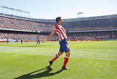 Foto Marca - Diego Costa ya es el máximo goleador de la Liga. Suma diez goles en ocho jornadas. - Atlético de Madrid