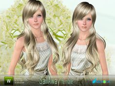 Newsea SailAway Female Hairstyle