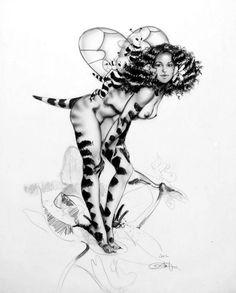 Anna / Fairies (Olivia de Berardinis)