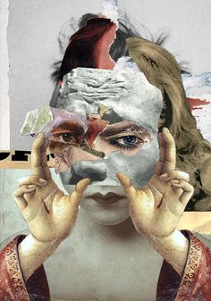Collage UNTITLED 2014 W. Strempler Tumblr