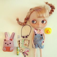 .@hellojingjing | #blythe | Webstagram - the best Instagram viewer