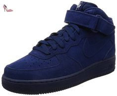Zapatillas Nike – Air Force 1 Mid '07 AZUL/AZUL/blanco Talla :