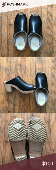 SVEN Swedish Open Toed Wooden Clogs Super cute open toed clogs from SVEN! Size 36! Make me an offer! Sven Swedish Clogs Shoes Mules & Clogs