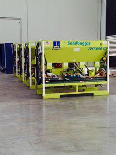 M-II Sandbagger - delivering to Brisbane, Australia!