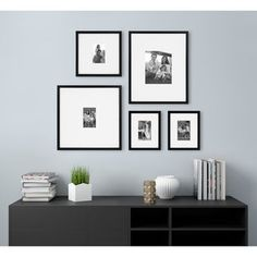 Kate and Laurel Gallery Wood Picture Frame matted to - Wood - Wood - Natural - Rectangle), Brown(MDF) Picture Frame Layout, Black Picture Frames, Picture On Wood, Photo Wall Layout, Wall Frame Layout, Picture Placement On Wall, Picture Wall, Picture Frame Arrangements, Wall Groupings