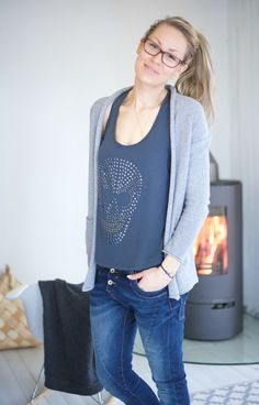 cozy outfit / Please Jeans