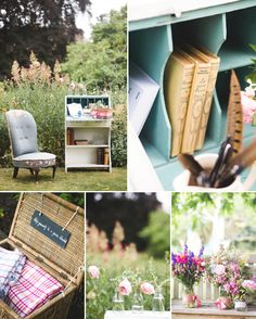 Wedding Props Hire & Styling From Vintage Style Hire | Love My Dress® UK Wedding Blog