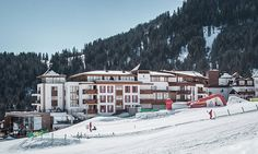 TRAVEL FACTS At Schlosshotel in Fiss, guests enjoy everything from mountain lunches and ski musicals to live bands. The 270-room hotel also has an in-house ski-hire shop with a lift that takes you onto the slope.