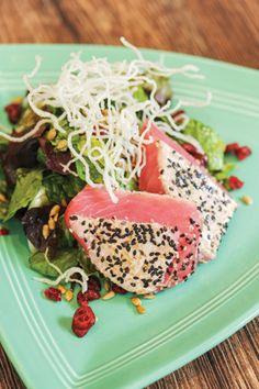 Eat Your Way Seafood--Cosmo's Restaurant and Bar- Orange Beach @Gulf Shores Orange Beach