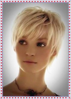 Icy Short Pixie Cut - 60 Cute Short Pixie Haircuts – Femininity and Practicality - The Trending Hairstyle Bob Hairstyles For Fine Hair, Short Pixie Haircuts, Hairstyles With Bangs, Shaggy Pixie, Casual Hairstyles, Medium Hairstyles, Pixie Cut, Braided Hairstyles, Chic Short Hair