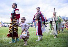 The Taos Pueblo Powwow 2015. Photo by Katharine Egli #TaosNews