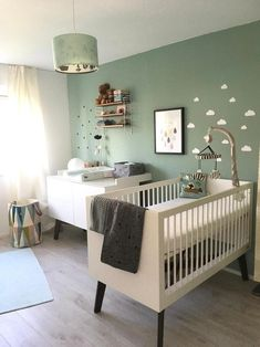 Kinderzimmer Most popular baby room themes Pin by colora tienen on Babykamer / baby room in 2019