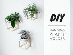 Wohnen+mit+Pflanzen+–+DIY+hängende+Pflanzenhalter