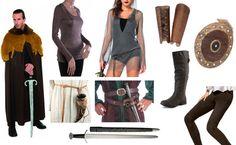 DIY Lagertha Costume
