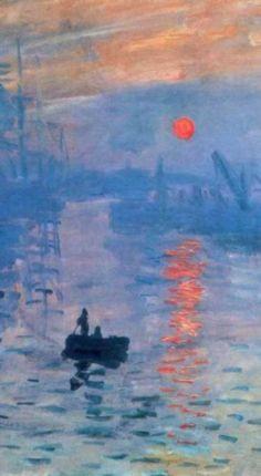 Claude Monet lockscreens  luvmynajal.tumblr.com