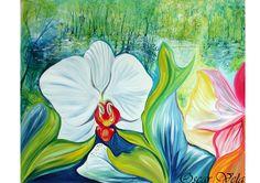 Painting by Artist Oscar Vela                all paintings are for salle. Seeking   representation.  www.oscarvela.dk
