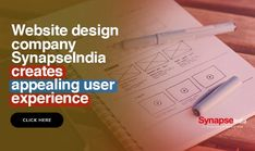Website design company SynapseIndia creates appealing user experience SynapseIndia is a web design service specialist, leading successfully for more than 20 years. Website Design Company, Web Design Services, User Experience, Improve Yourself, Create, Business, Web Design Company, Store, Business Illustration