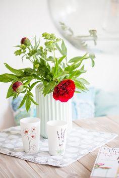 Pfingstrosen am Friday Flowerday