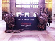 The Walking Dead Rotting Finger Countdown - AOTD - 11/02/2013