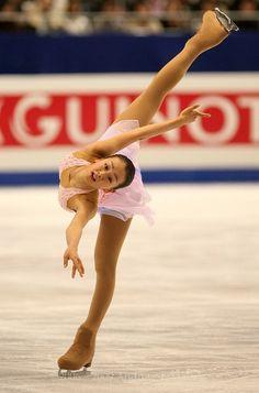 "Mao Asada (Japan) skates her Short Program to ""Nocturne No.2 Op. 9–2 In E Flat Major"" at the 2006 Grand Prix"