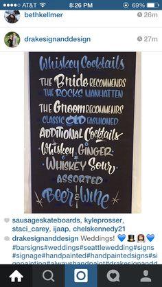 Amazing wedding board designs ❤️ drakesign.design@gmail.com