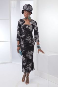 Portelli Beaded Skirt Suit from ASHRO