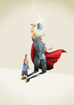 Super shadows by Jason Ratliff