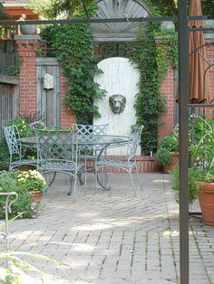 ~ jan buckingham... an inspired garden