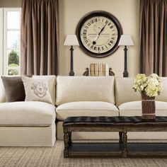 Living Room Decorating Ideas on a Budget  - Brown Sofa Design, Pictures, Remodel, Decor and Ideas - page 8