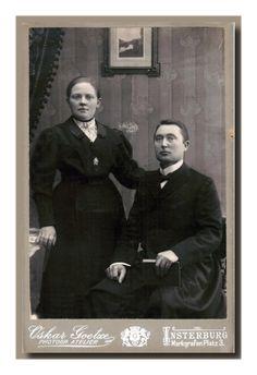 Familie aus Insterburg