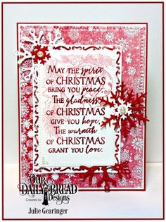 Splitcoaststampers FOOGallery - CCC16 May the Spirit of Christmas