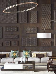 Deco Design, Wall Design, House Design, Canapé Design, Sofa Design, Urban Design, Decoration Inspiration, Interior Inspiration, Decor Ideas