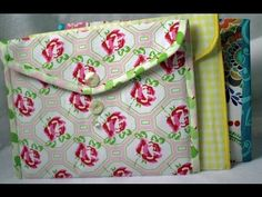 SUBSCRIBE HERE: http://full.sc/LmYEYg  This video is a teaser for my latest video workshop: How to Make Envelope-style Fabric Folders.     To purchase the video workshop click here:http://craftygemini.bigcartel.com/product/fabric-folder-video-workshop-pdf    This video workshop includes a 4-page long PDF document & template sheet and an over 12 minut...