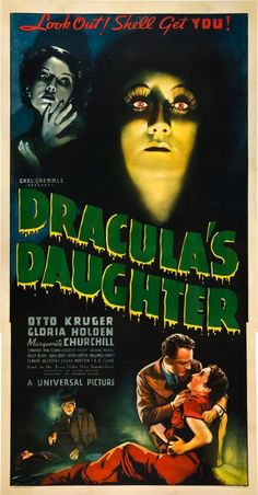 Dracula's Daughter                                                                                                                                                                                 More