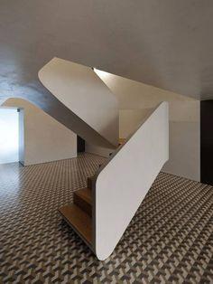 Rehabilitación apartamento en Braga - Portugal Correia Ragazzi Arquitectos