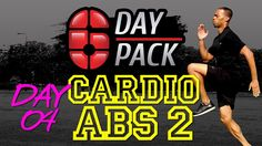 Day 04: Cardio Abs 2 | Six Day Six Pack Workout