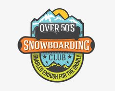 Over 50's Snowboarding Club