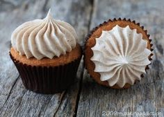 Pumpkin cupcakes with cinnamon cream cheese frosting are an exceptional Autumn treat that will delight your friends, coworkers and family!